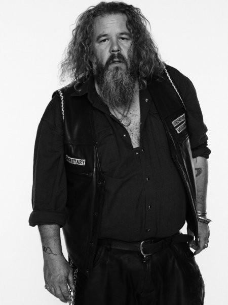 Sons of Anarchy: Mark Boone in una foto promozionale della stagione 5