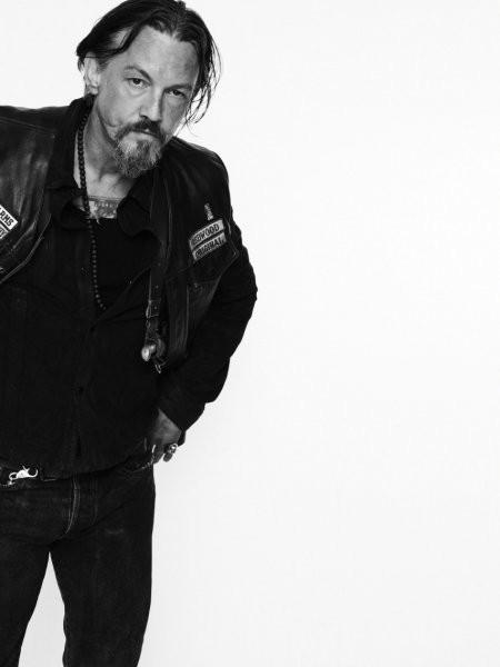 Sons of Anarchy: Tommy Flanagan in una foto promozionale della stagione 5