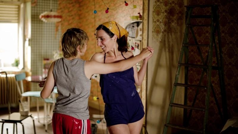 Tango Libre: Anne Paulicevich in una scena del film con Zacharie Chasseriaud