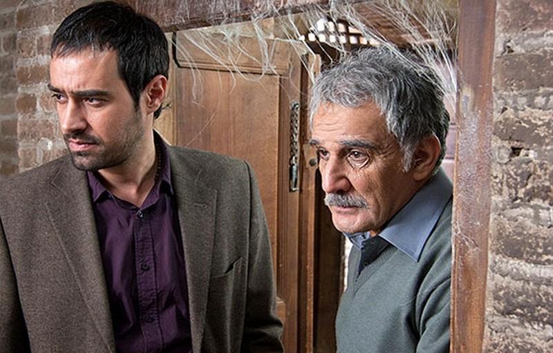 The paternal house: Shahab Hosseini con Mehdi Hashemi in una scena del film
