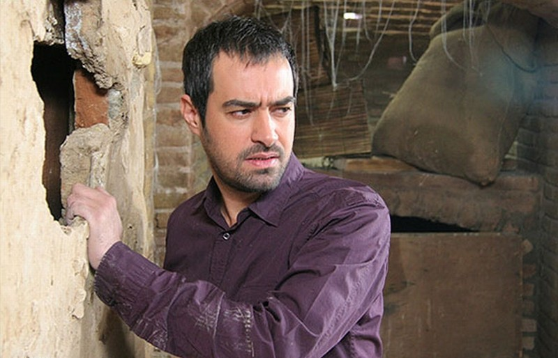 The paternal house: Shahab Hosseini in una scena del film