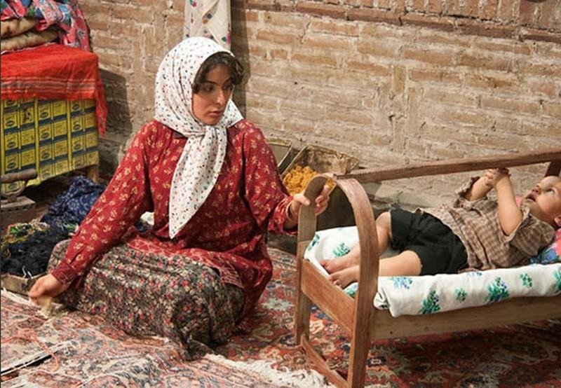 The paternal house: una scena del dramma diretto da Kianoosh Ayari