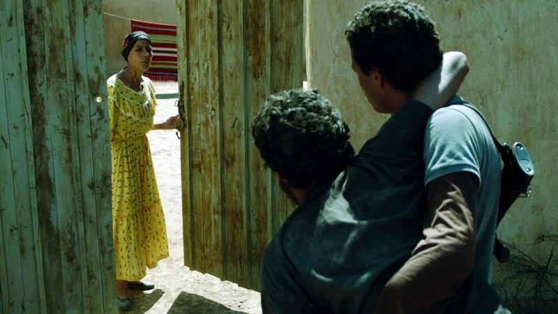 Yema: Djamila Sahraoui in una scena del film