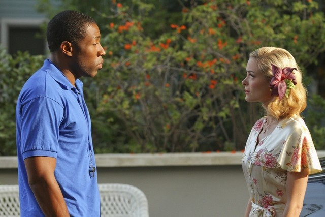 Hart of Dixie: Cress WIlliams e Jaime King nell'episodio Homecoming & Coming Home