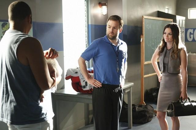 Hart of Dixie: Kevin Berntson e Rachel Bilson nell'episodio The Crush & The Crossbow