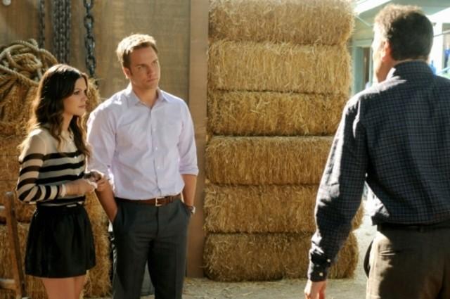 Hart of Dixie: Rachel Bilson e Scott Porter nell'episodio Gumbo & Glory