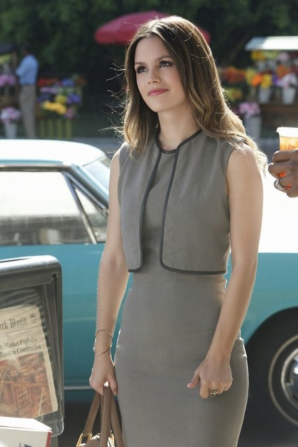 Hart of Dixie: Rachel Bilson nell'episodio The Crush & The Crossbow