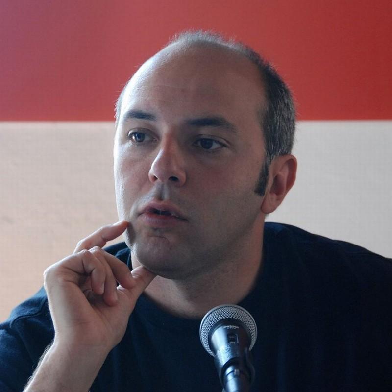 Il gemello: il regista del documentario Vincenzo Marra