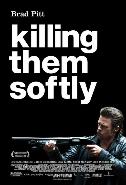 Killing Them Softly: nuovo poster USA