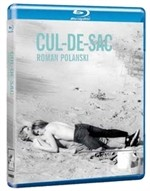 La copertina di Cul-de-sac (blu-ray)