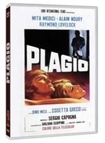 La copertina di Plagio (dvd)
