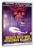La copertina di Ragazza tutta nuda assassinata nel parco (dvd)