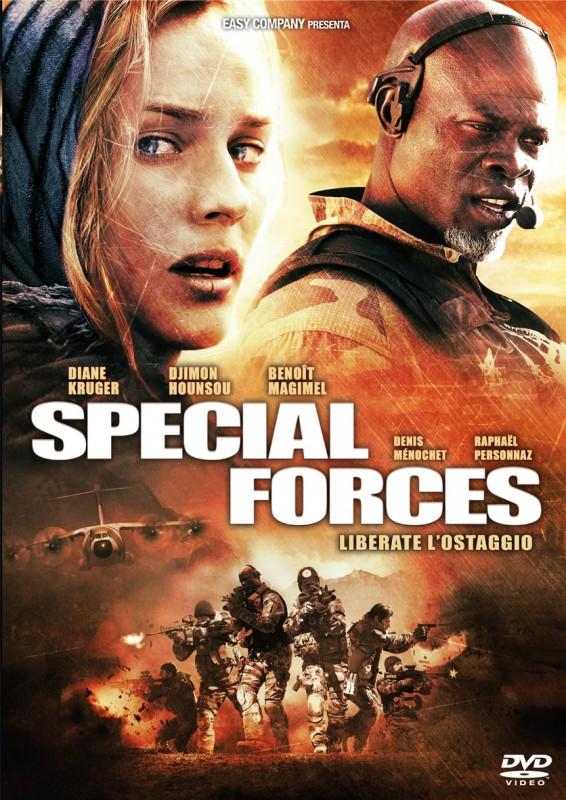 La copertina di Special Forces - Liberate l'ostaggio (dvd)
