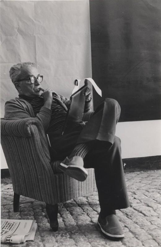 Non mi avete convinto - Pietro Ingrao, un eretico: Pietro Ingrao in una foto d'epoca tratta dal documentario di Filippo Vendemmiati