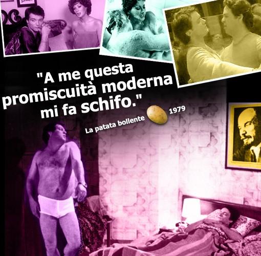 Renato Pozzetto in La patata bollente: la nostra e-Card da condividere sui social network!