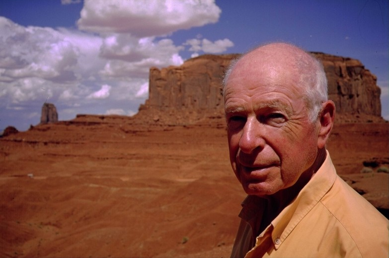 The Tightrope: il grande Peter Brook in Arizona