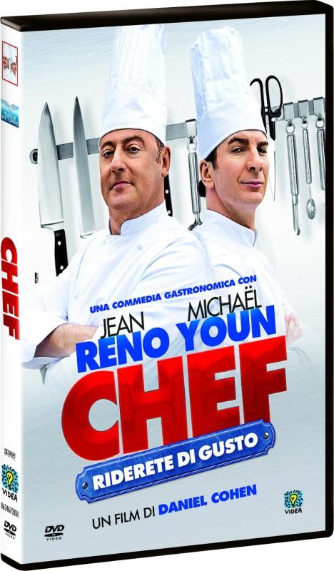 La copertina di Chef (dvd)