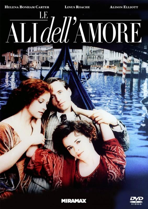 La copertina di Le ali dell'amore (dvd)