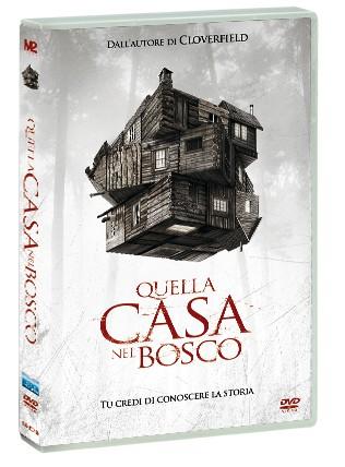 La copertina di Quella casa nel bosco (dvd)