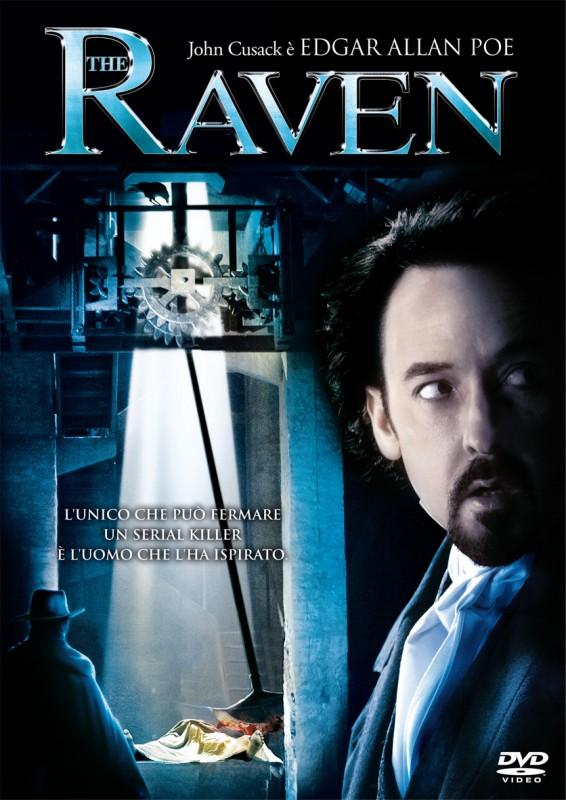 La copertina di The Raven (2012) (dvd)