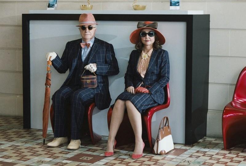 Catherine Frot e André Dussollier sono Belisaire e Prudence, protagonisti di Associés contre le crime