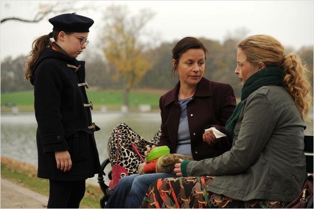 Frisch gepresst: Diana Amft nel film con Jule Ronstedt