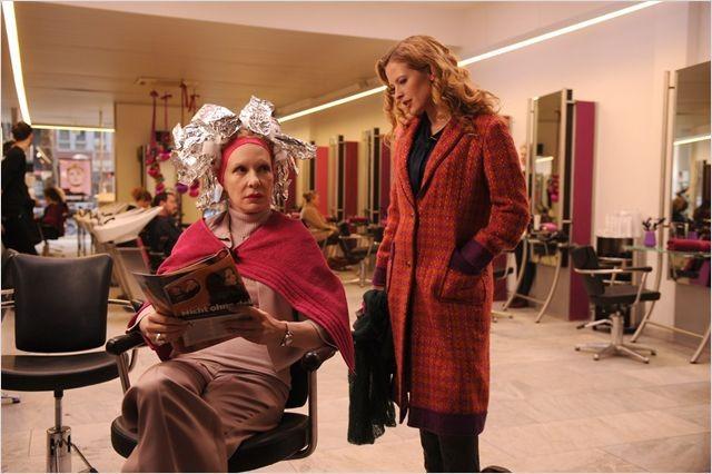 Frisch gepresst: Sunnyi Melles e Diana Amft dal parrucchiere