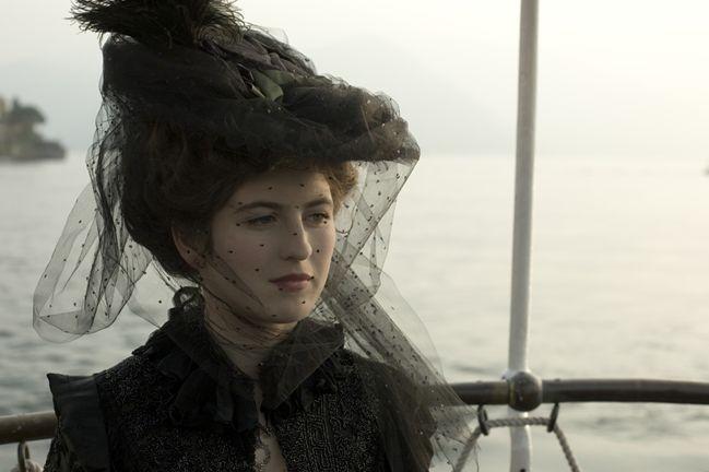 Madame Solario: una scena del film