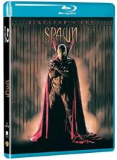 La copertina di Spawn (blu-ray)