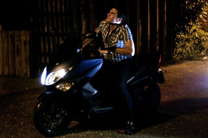 Salvatore Ruocco in una scena del film L'intervallo di Leonardo di Costanzo,