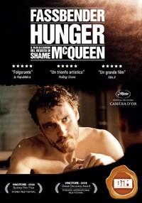 La copertina di Hunger (dvd)