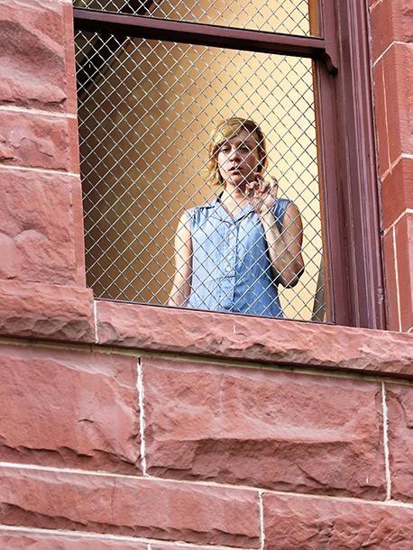 American Horror Story: Chloe Sevigny in una foto promozionale per la seconda stagione