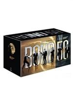 La copertina di Bond 50 (dvd)