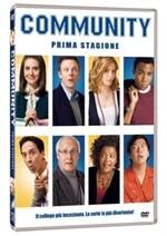La copertina di Community - Stagione 1 (dvd)