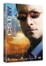 La copertina di CSI: New York - Stagione 5 - Parte 1 (dvd)
