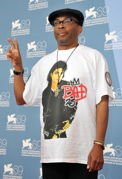 Spike Lee presenta alla 69esima Mostra del Cinema di Venezia il documentario Bad 25 dedicato a Michael Jackson