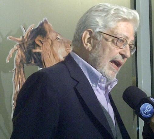 Ettore Scola alla presentazione del Bif&st 2013 durante la 69. Mostra di Venezia