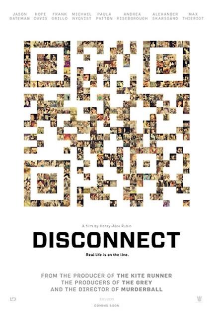 Disconnect: il poster internazionale del film