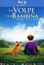 La copertina di La volpe e la bambina (blu-ray)