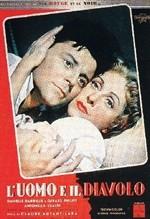 La copertina di 'uomo e il diavolo (dvd)