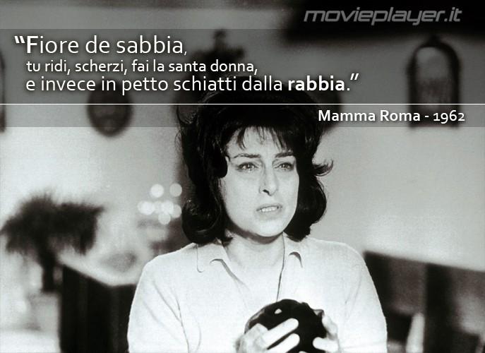 Anna Magnani In Mamma Roma La Nostra Ecard Condividi Sui Social