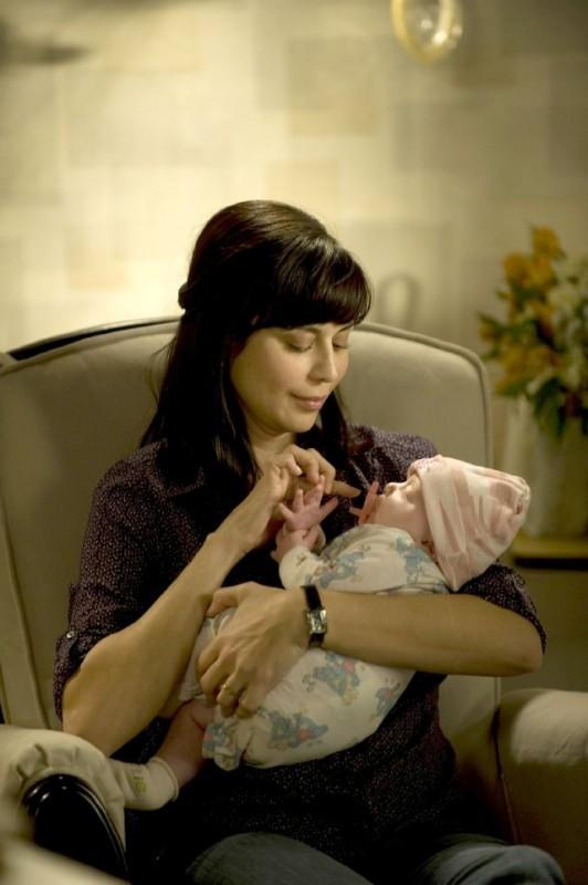 Army Wives: Catherine Bell in una scena dell'episodio Donne al comando
