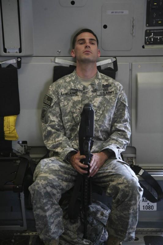 Army Wives: Drew Fuller nell'episodio Forte come l'esercito