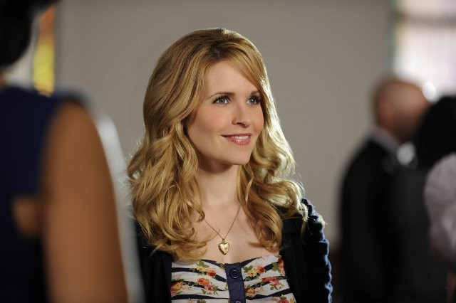 Army Wives: Sally Pressman nell'episodio Ferite inguaribili