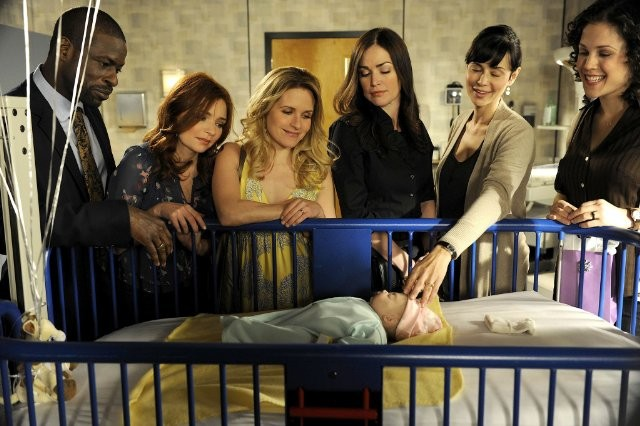Army Wives: una scena dell'episodio Donne al comando