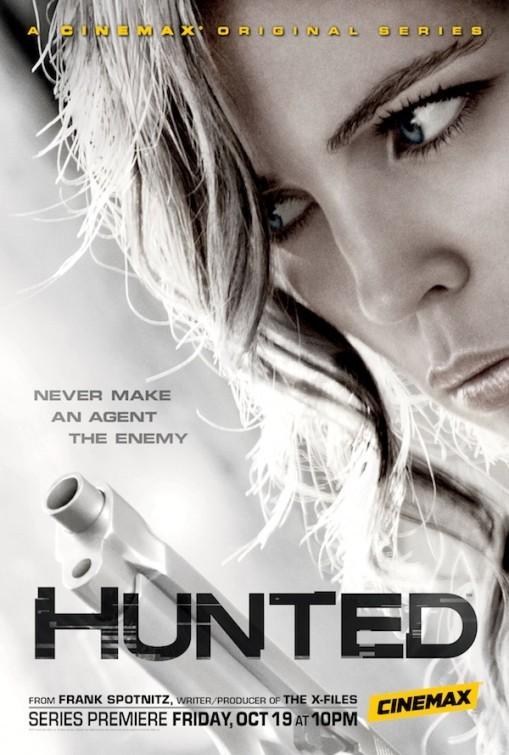 La locandina di Hunted