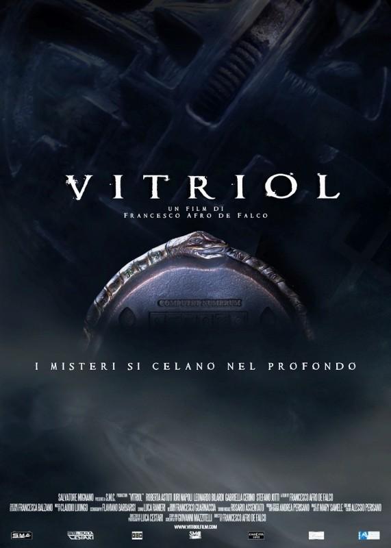 Vitriol: la locandina del film