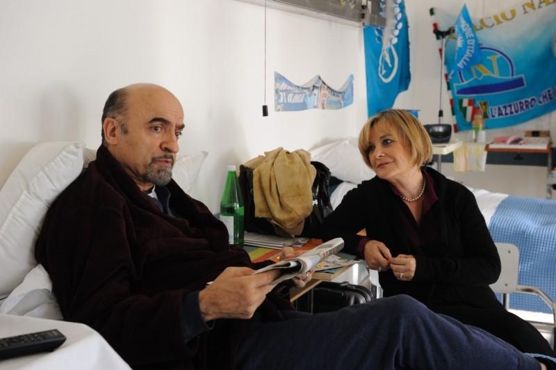 All'ultima spiaggia: Ivano Marescotti in una scena del film