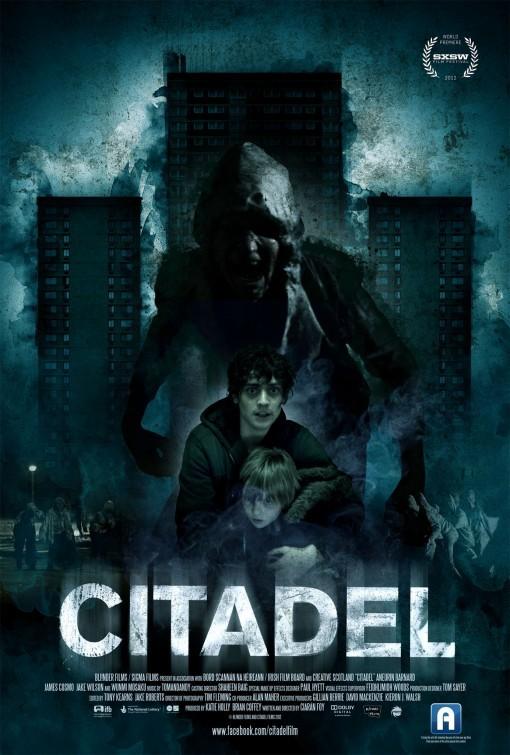Citadel: la locandina del film