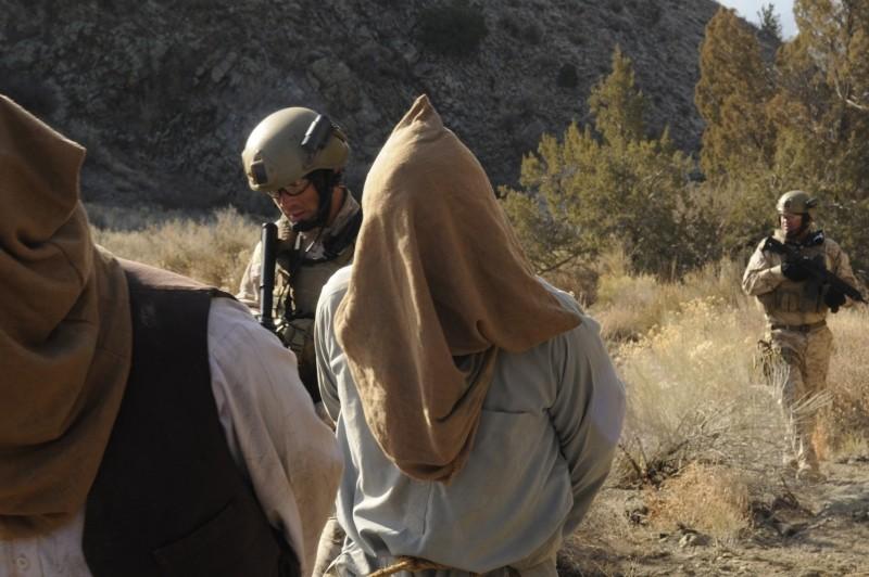 Codename Geronimo: una scena del primo film incentrato sull'uccisione di Osama Bin Laden